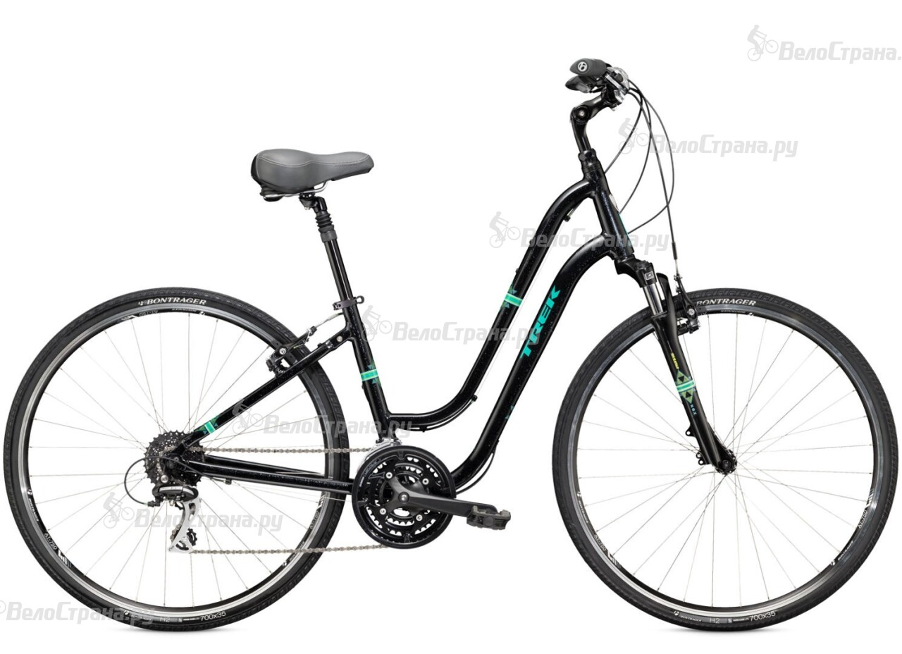Велосипед Trek Verve 3 WSD (2015) dialog md 15 black