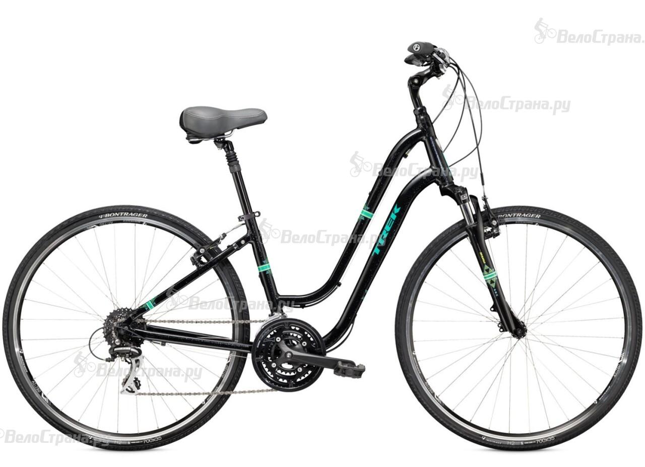 Велосипед Trek Verve 3 WSD (2015) велосипед trek verve 3 wsd 2013