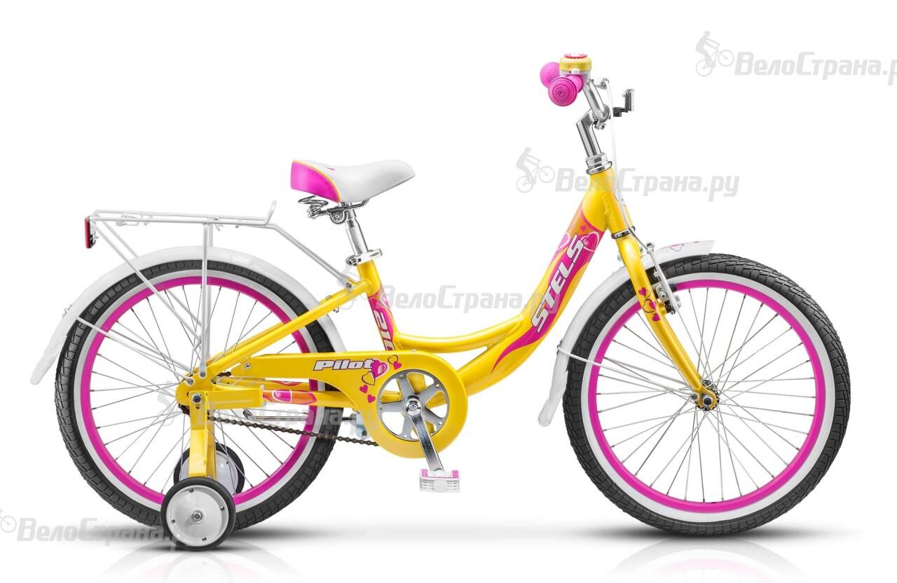 Велосипед Stels Pilot 210 Girl (2015) велосипед stels pilot 240 girl 3sp 2015