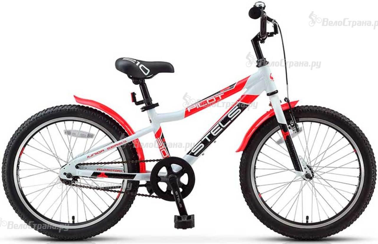 Велосипед Stels Pilot 210 Boy (2016) велосипед stels navigator 310 2016