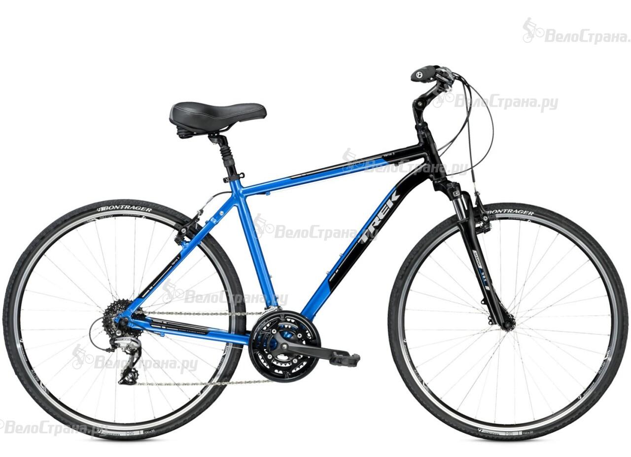 Велосипед Trek Verve 3 (2015) велосипед trek verve 2 2014