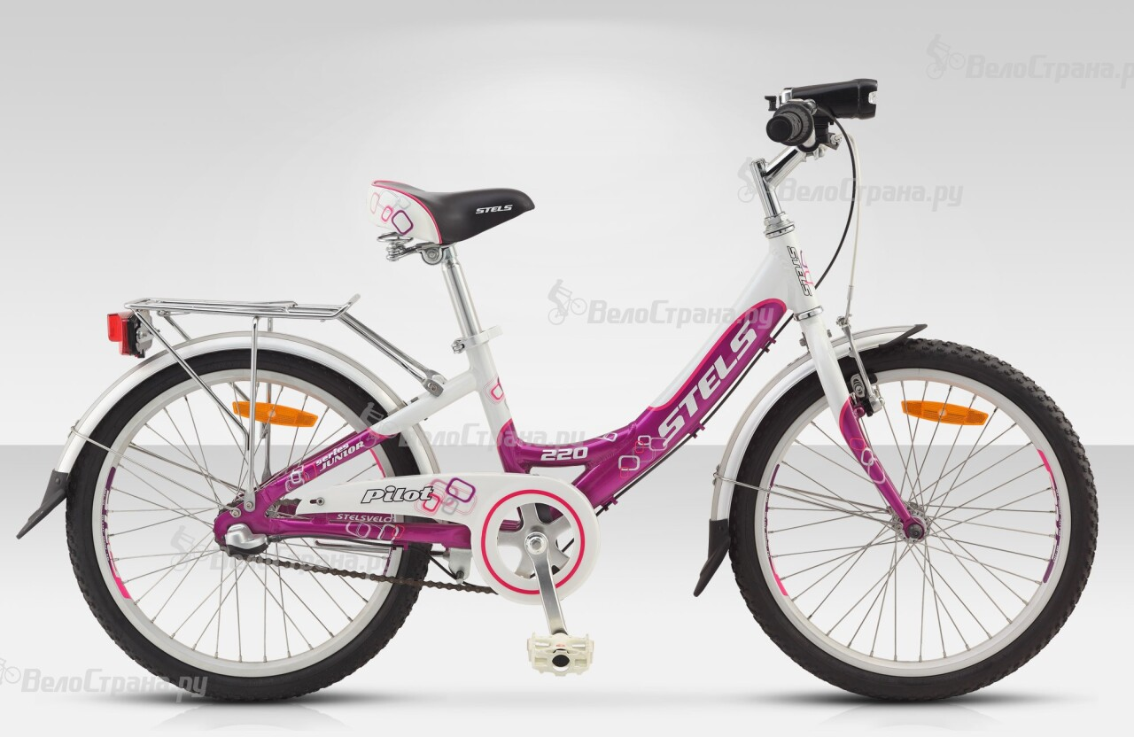 Велосипед Stels Pilot 220 Girl (2015) велосипед stels navigator 380 2016