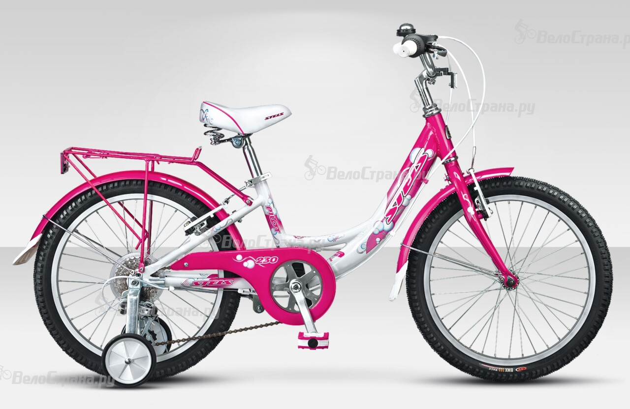 Велосипед Stels Pilot 230 Girl (2014) велосипед stels pilot 240 girl 3sp 2016