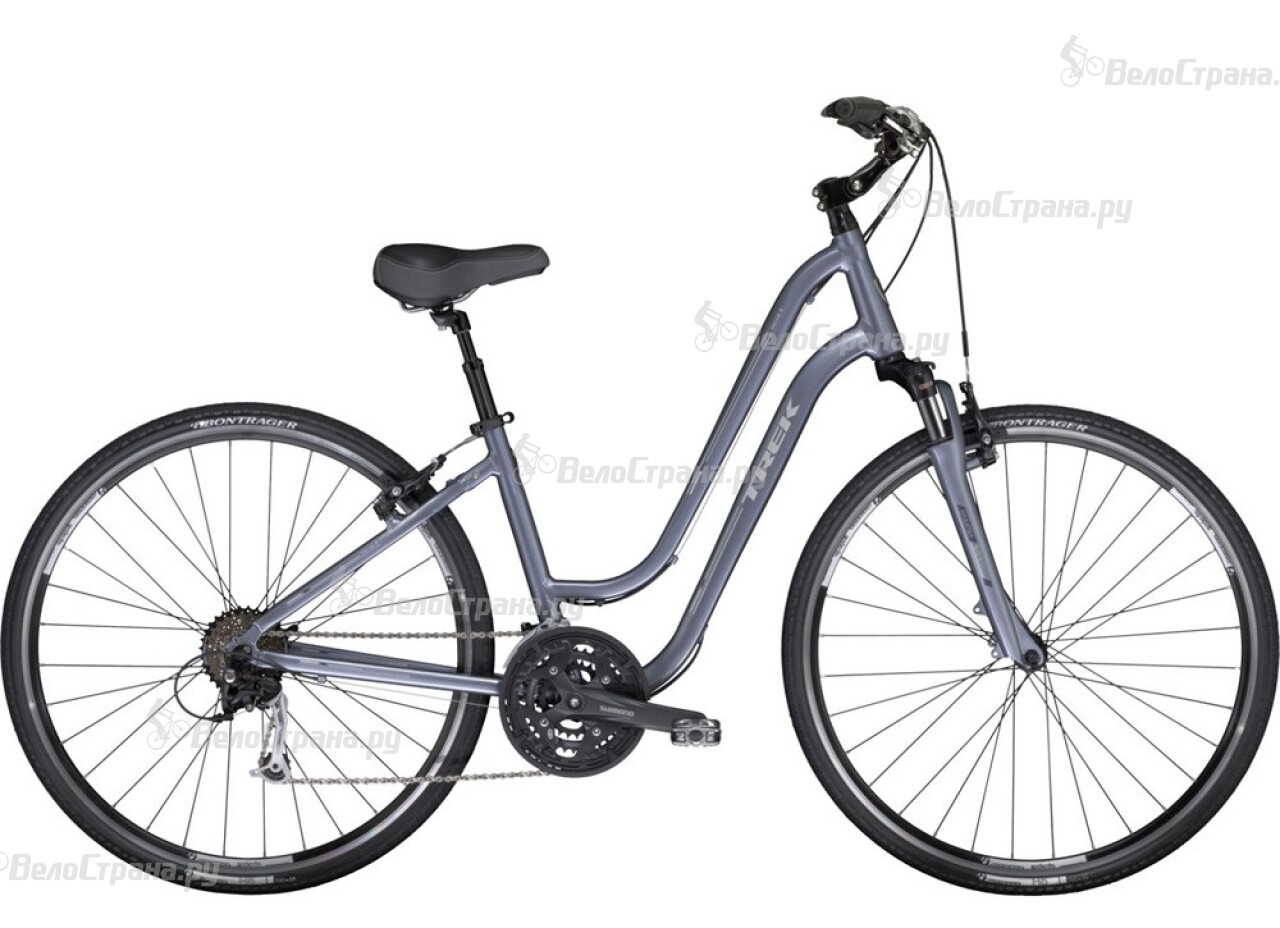 Велосипед Trek Verve 4 WSD (2014) велосипед trek verve 3 wsd 2017