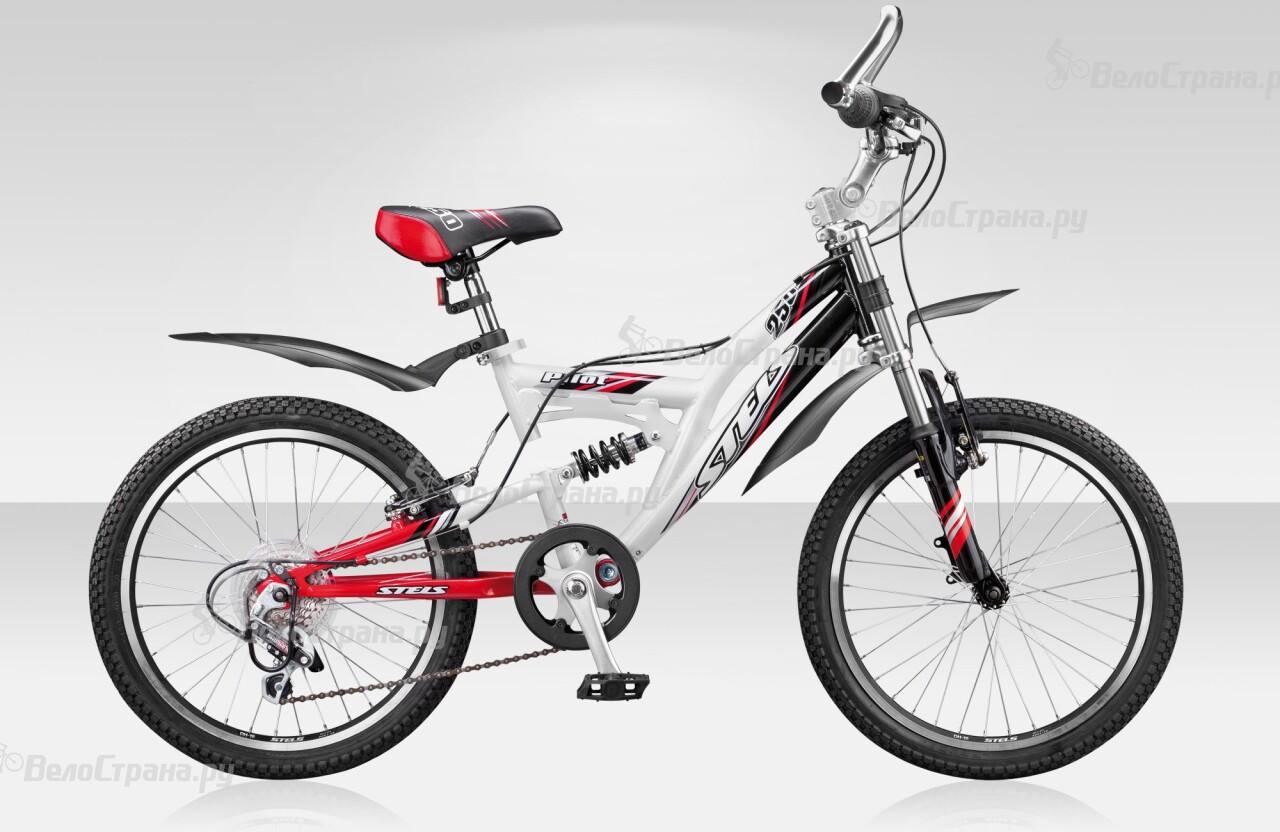 Велосипед Stels Pilot 250 (2015) велосипед stels pilot 410 2015