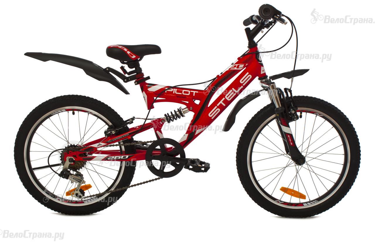 Велосипед Stels Pilot 260 (2016) велосипед stels pilot 240 girl 3sp 2016