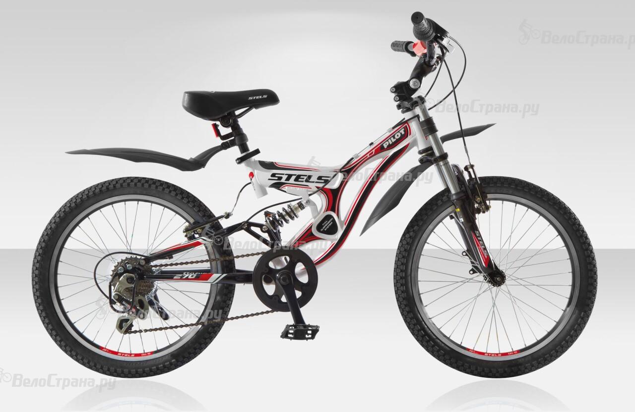 Велосипед Stels Pilot 270 (2015) велосипед stels navigator 310 2016
