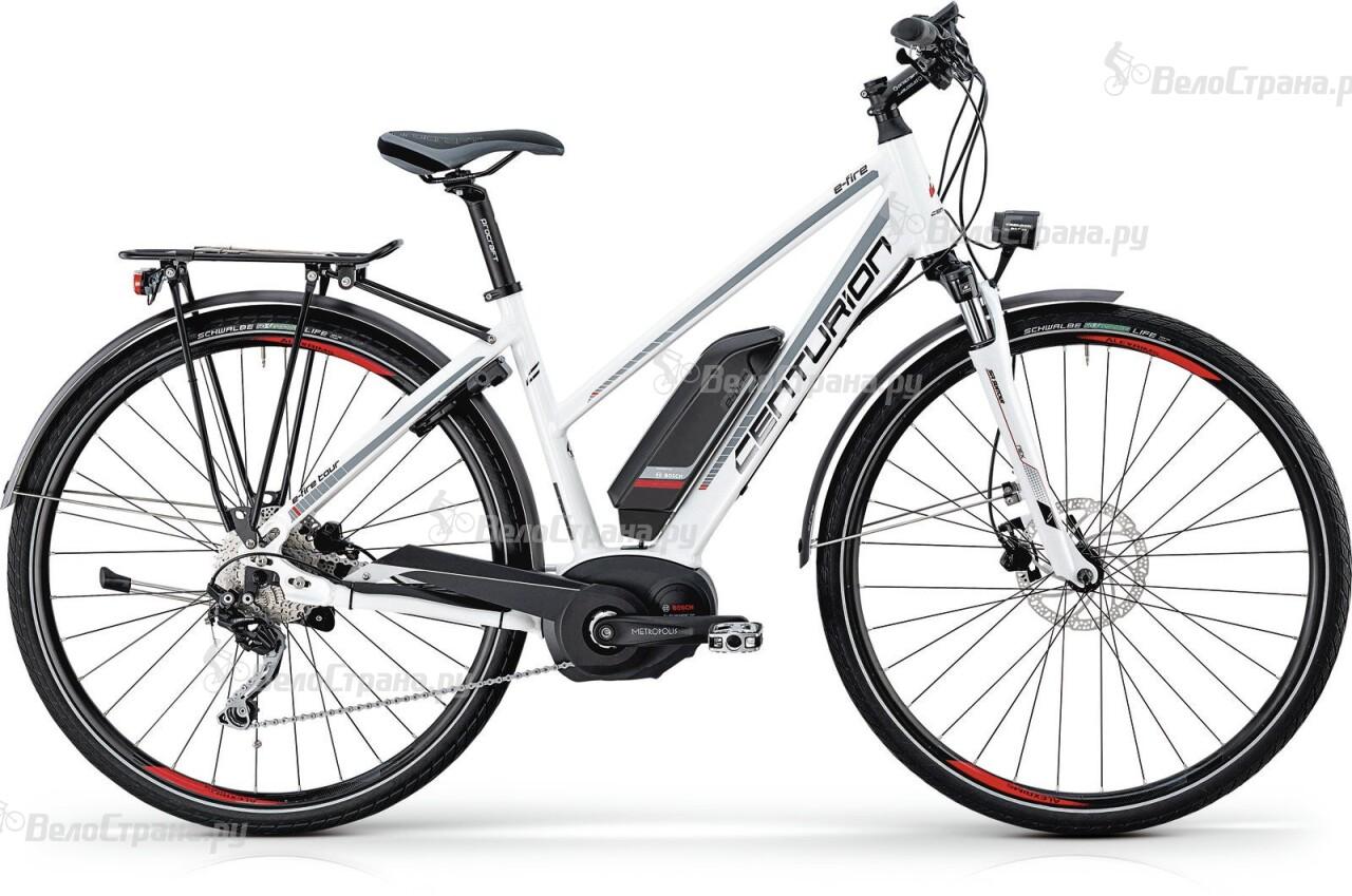 Велосипед Centurion E-Fire Tour 410 (2016) велосипед centurion e co 408 2017