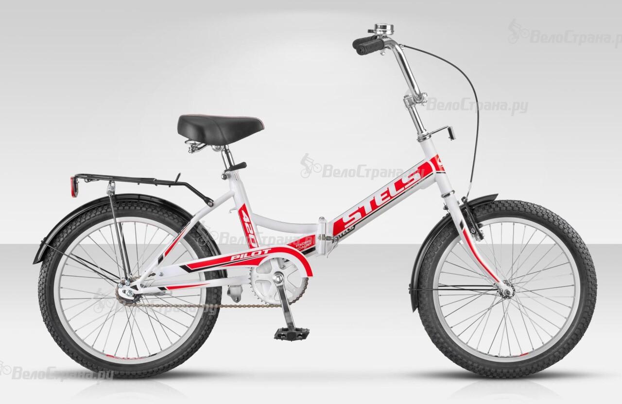 Велосипед Stels Pilot 420 (2015) велосипед stels pilot 240 girl 3sp 2015