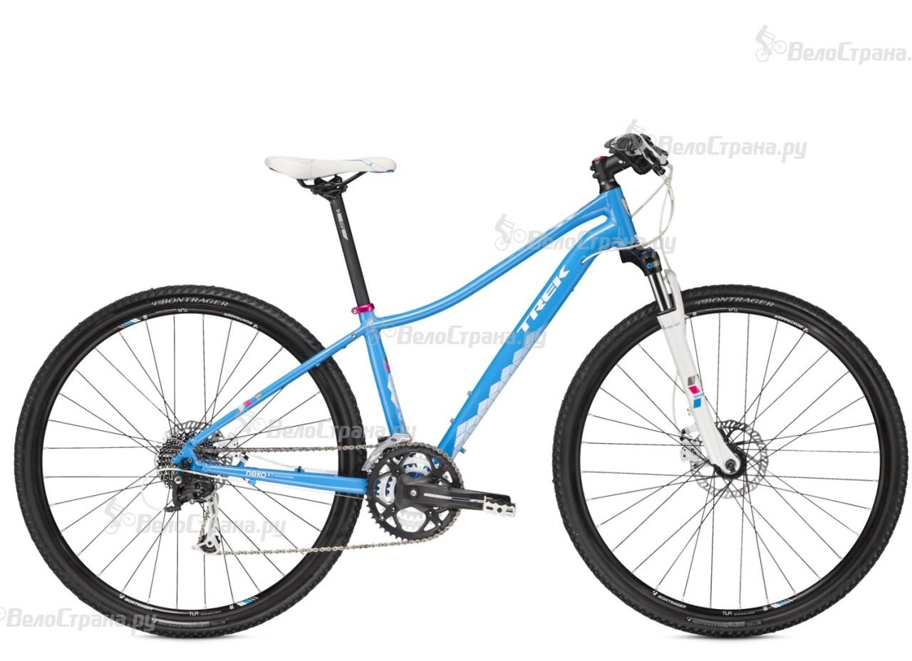 Велосипед Trek Neko SL (2015) велосипед trek neko 1 wsd 2018