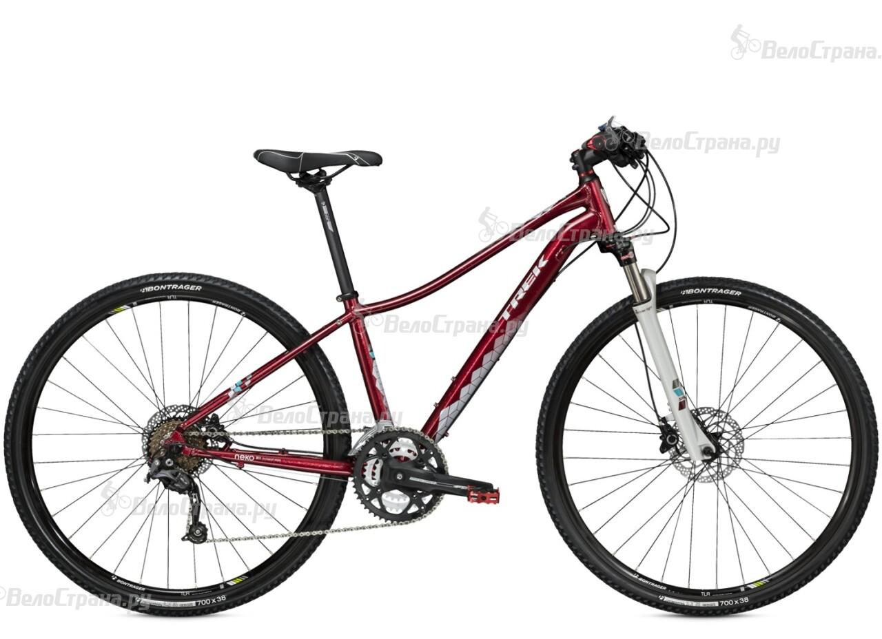 Велосипед Trek Neko SLX (2015) trek neko s 2015