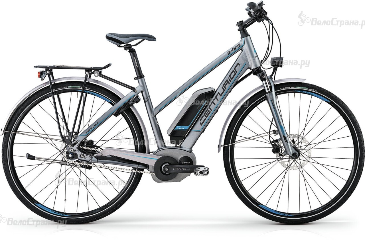 Велосипед Centurion E-Fire Tour 408 (2016) велосипед centurion e co 408 2017