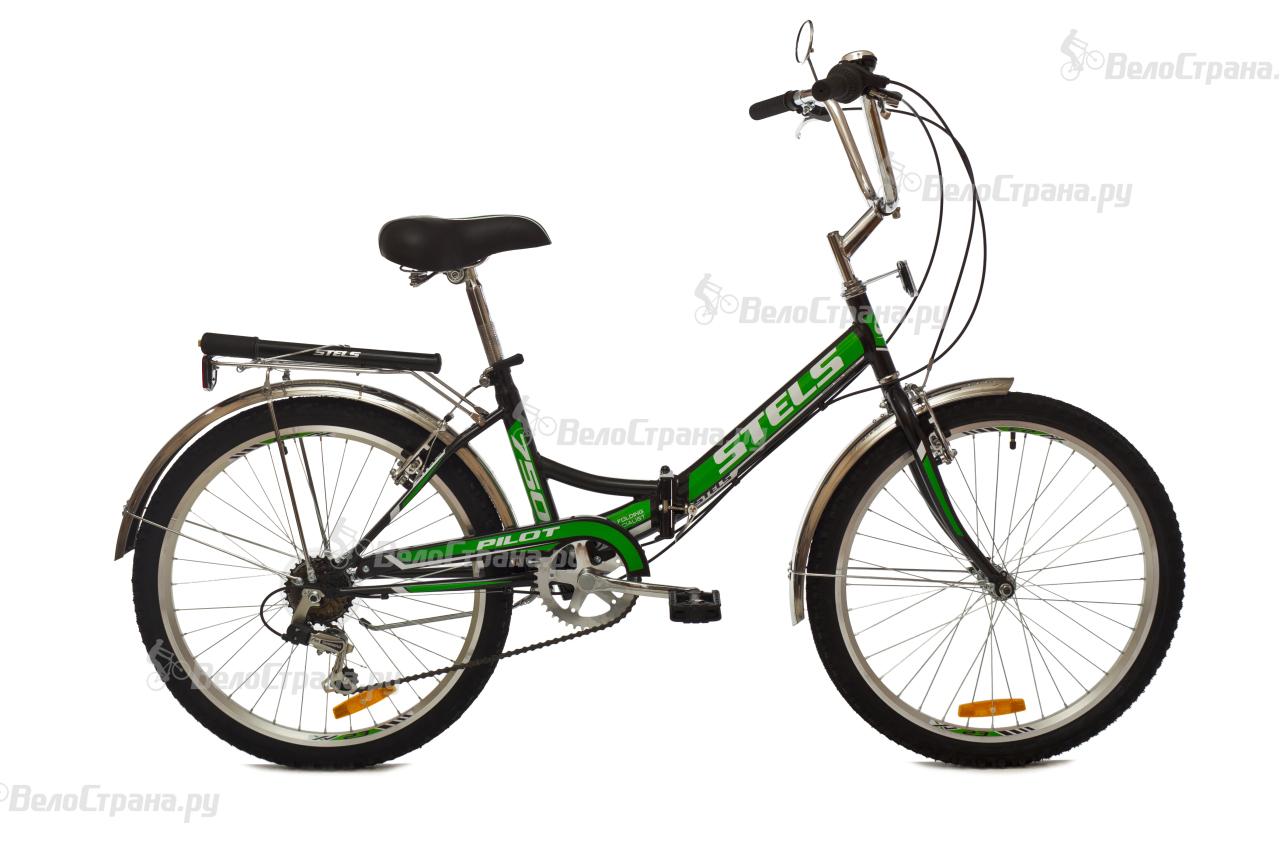 Велосипед Stels Pilot 750 (2016) велосипед stels pilot 240 girl 3sp 2016