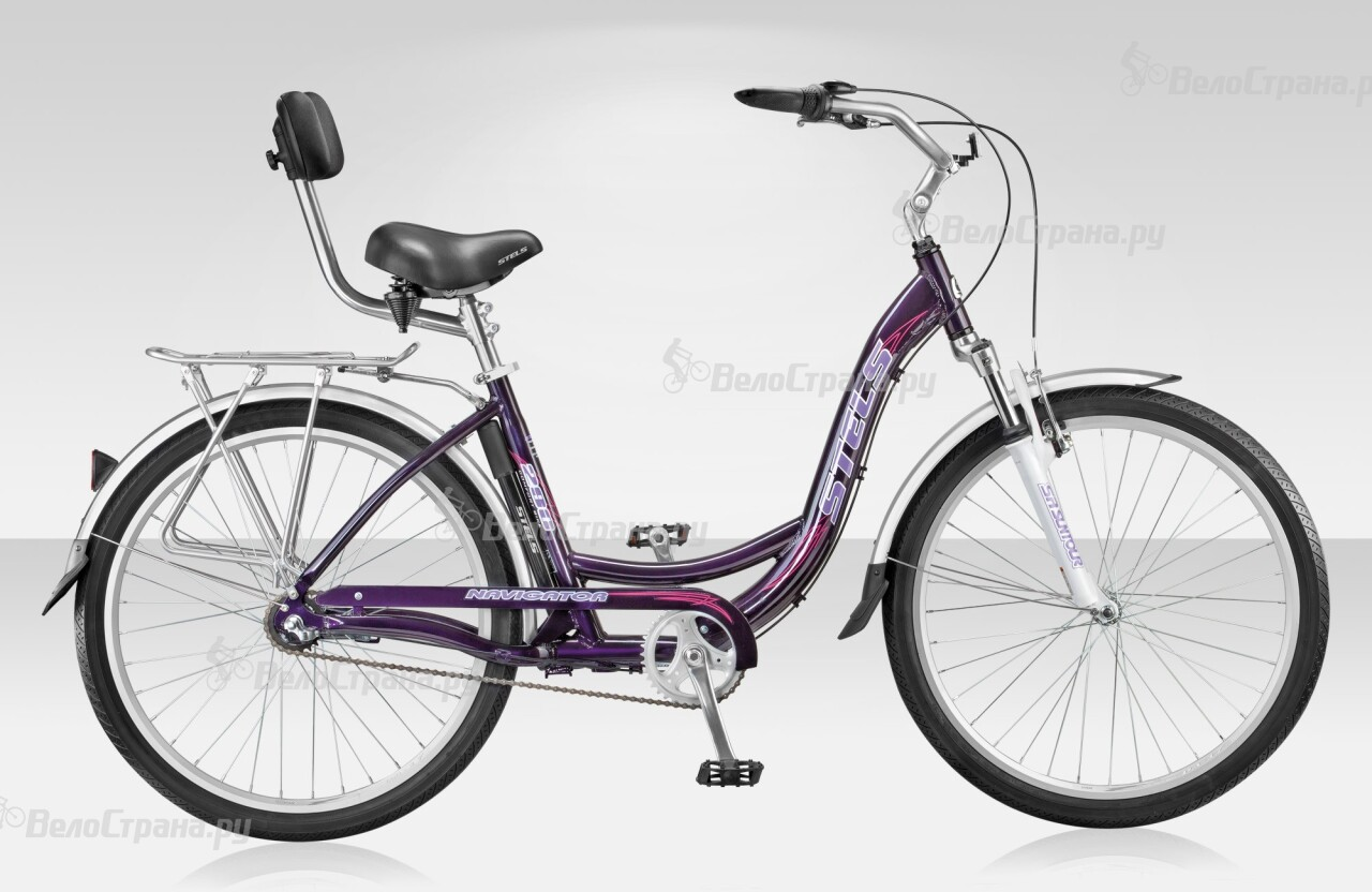 Велосипед Stels Navigator 290 (2015) велосипед с корзиной stels navigator 380 gent 20 2015 black green