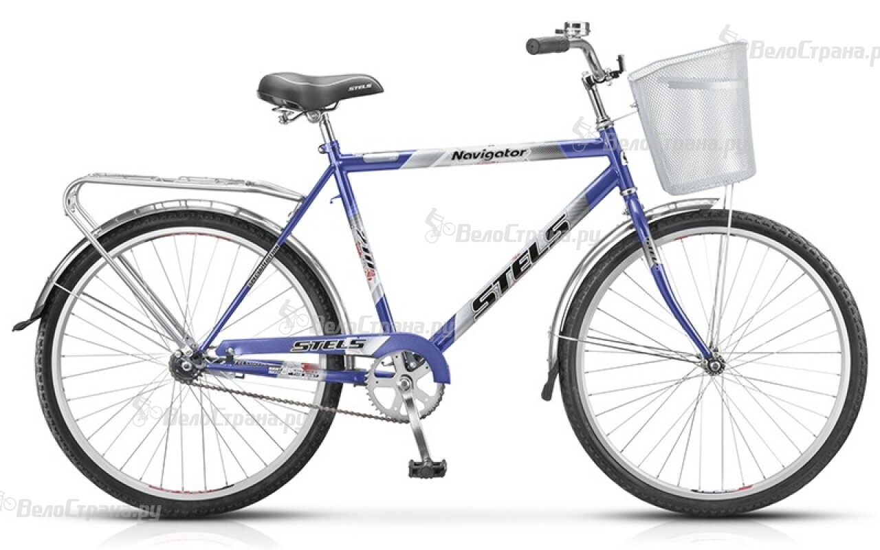 Велосипед Stels Navigator 210 (2016) велосипед stels navigator 320 2017