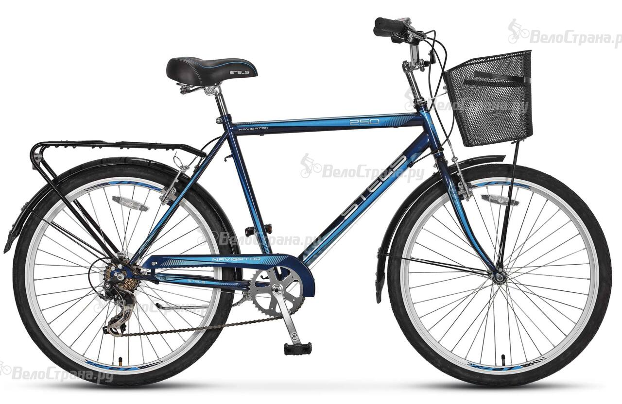 Велосипед Stels Navigator 250 (2016) велосипед stels navigator 320 2017