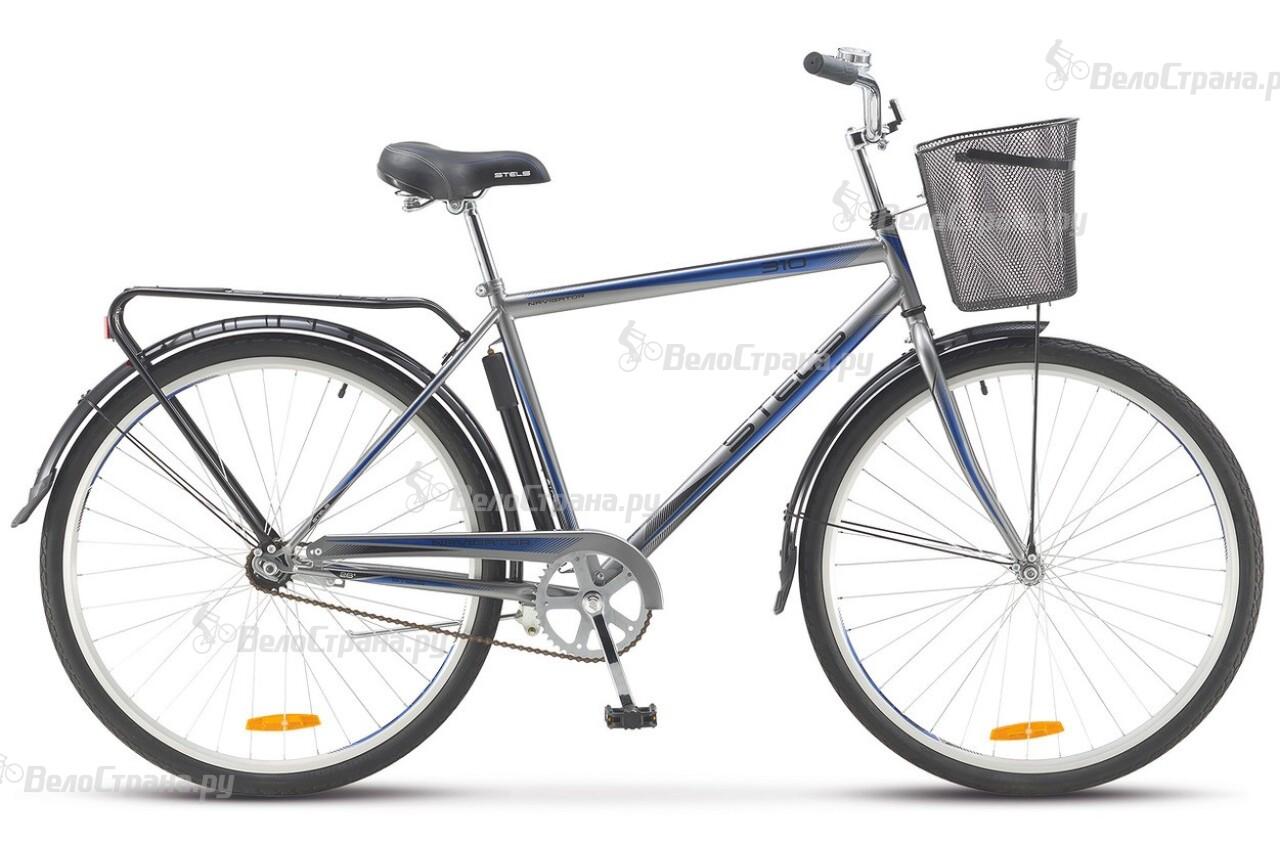 Велосипед Stels Navigator 310 (2016) велосипед stels navigator 310 lady 28 2017