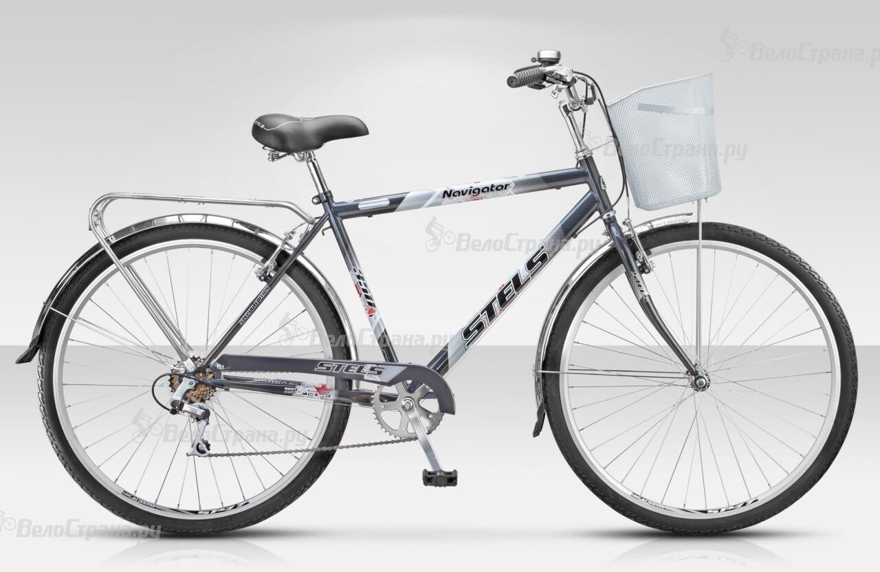 Велосипед Stels Navigator 350 (2015) велосипед stels navigator 700 2017
