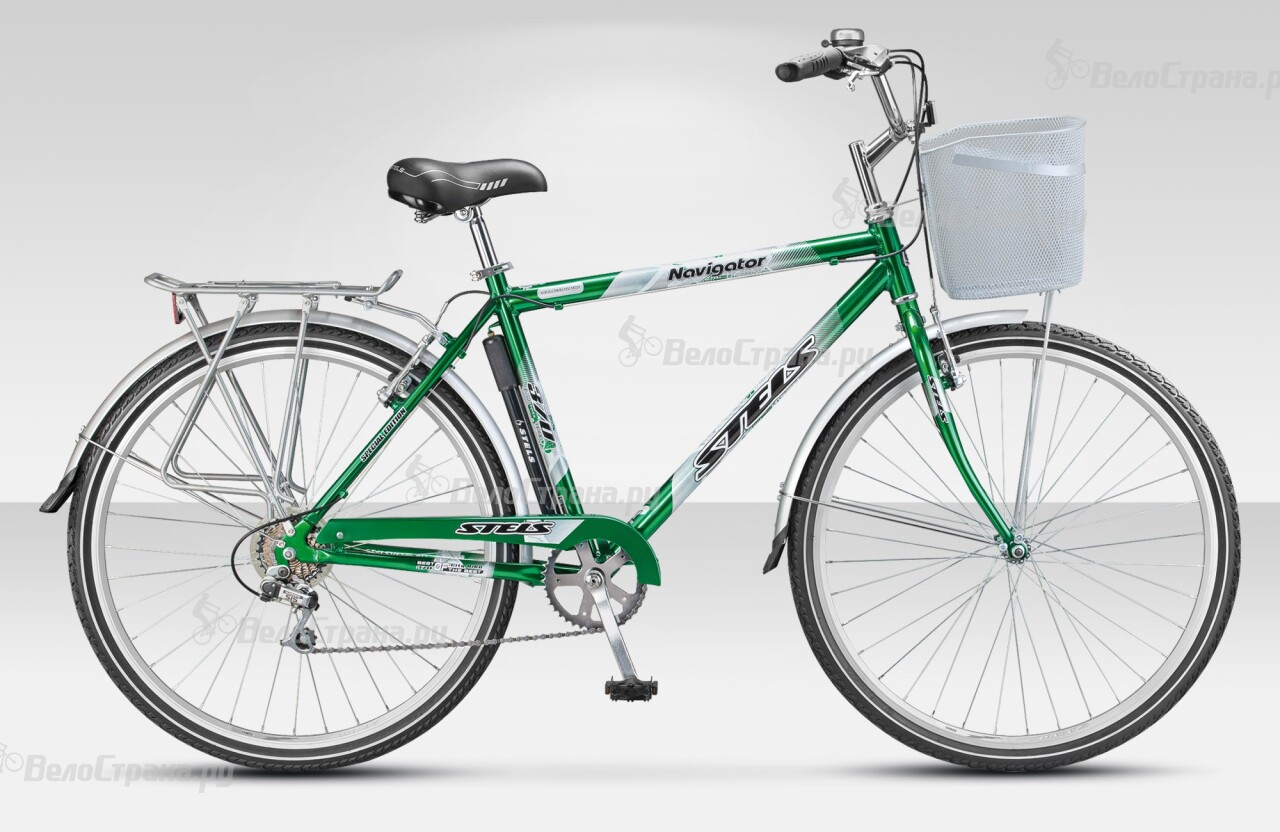 Велосипед Stels Navigator 370 (2014) велосипед stels navigator 380 2014