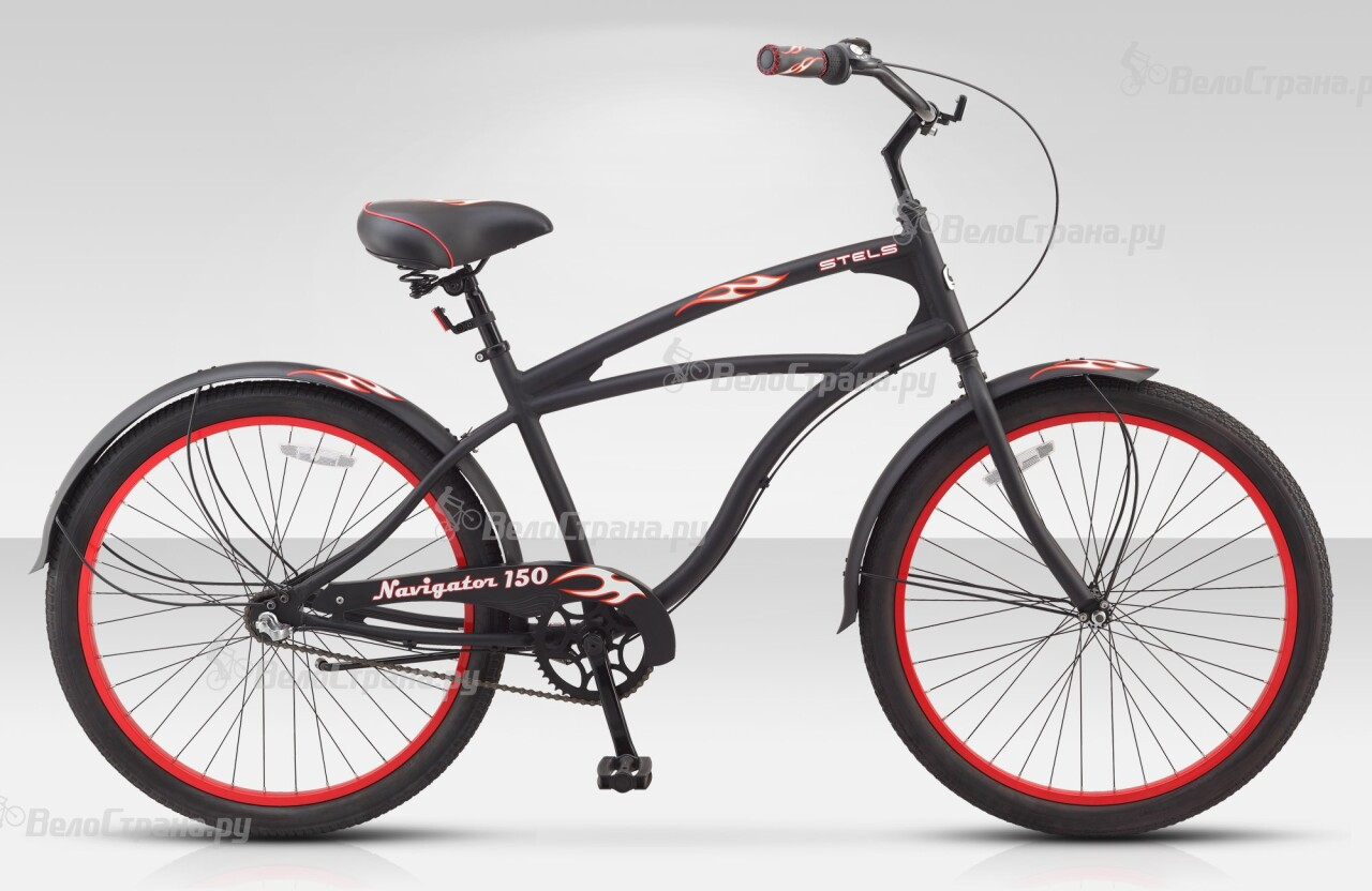 Велосипед Stels Navigator 150 3ск (2014) велосипед stels navigator 310 2014