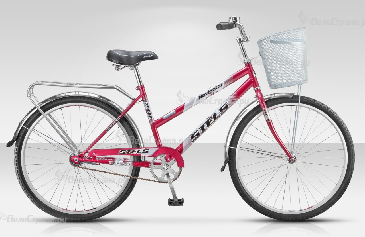 Велосипед Stels Navigator 210 Lady (2014) велосипед stels navigator 380 lady 2013