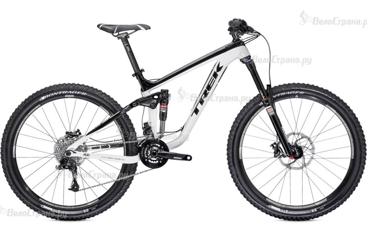 Велосипед Trek Slash 7 27.5/650b (2014) b trek speakers