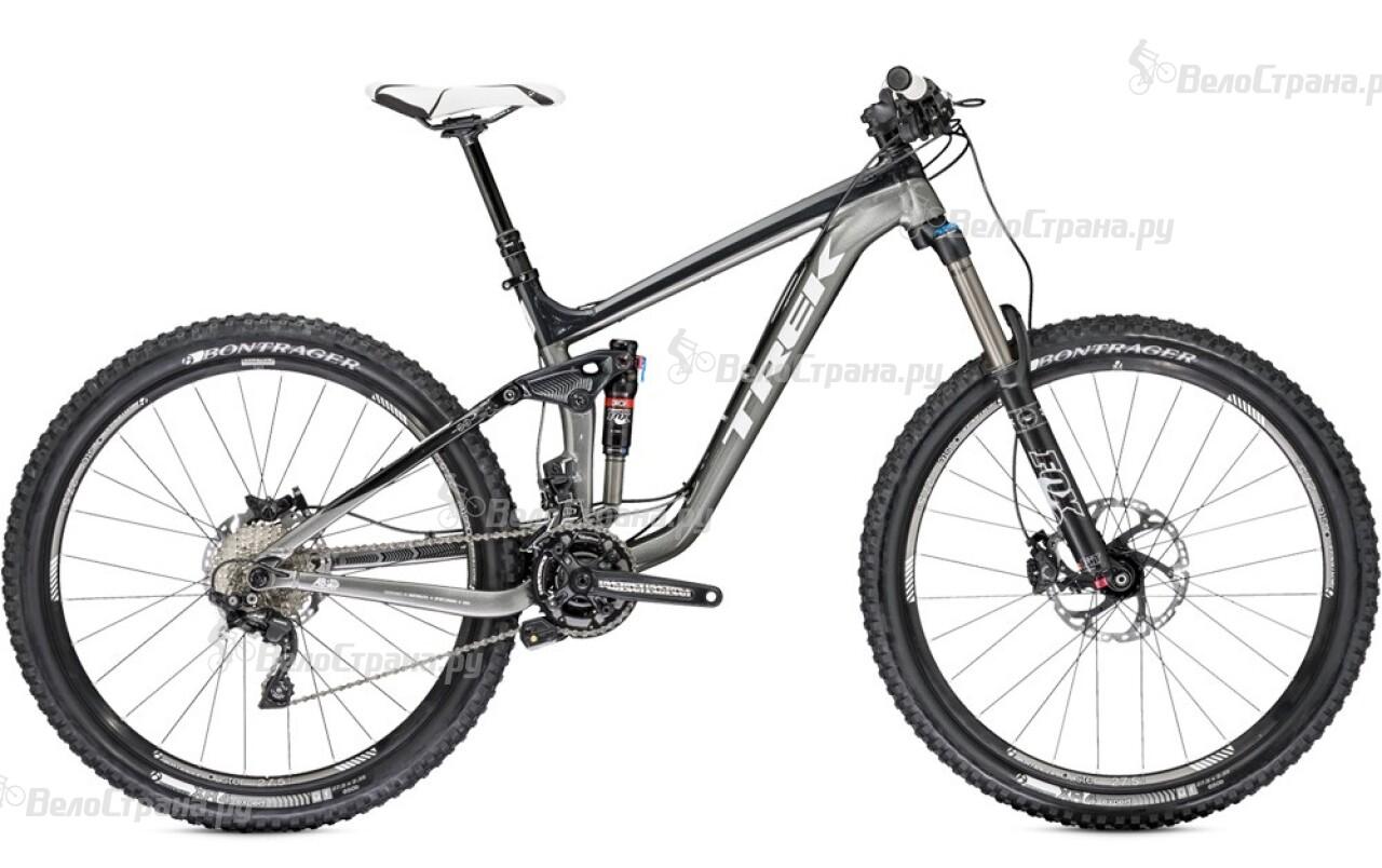 Велосипед Trek Slash 8 27.5/650b (2014) b trek speakers