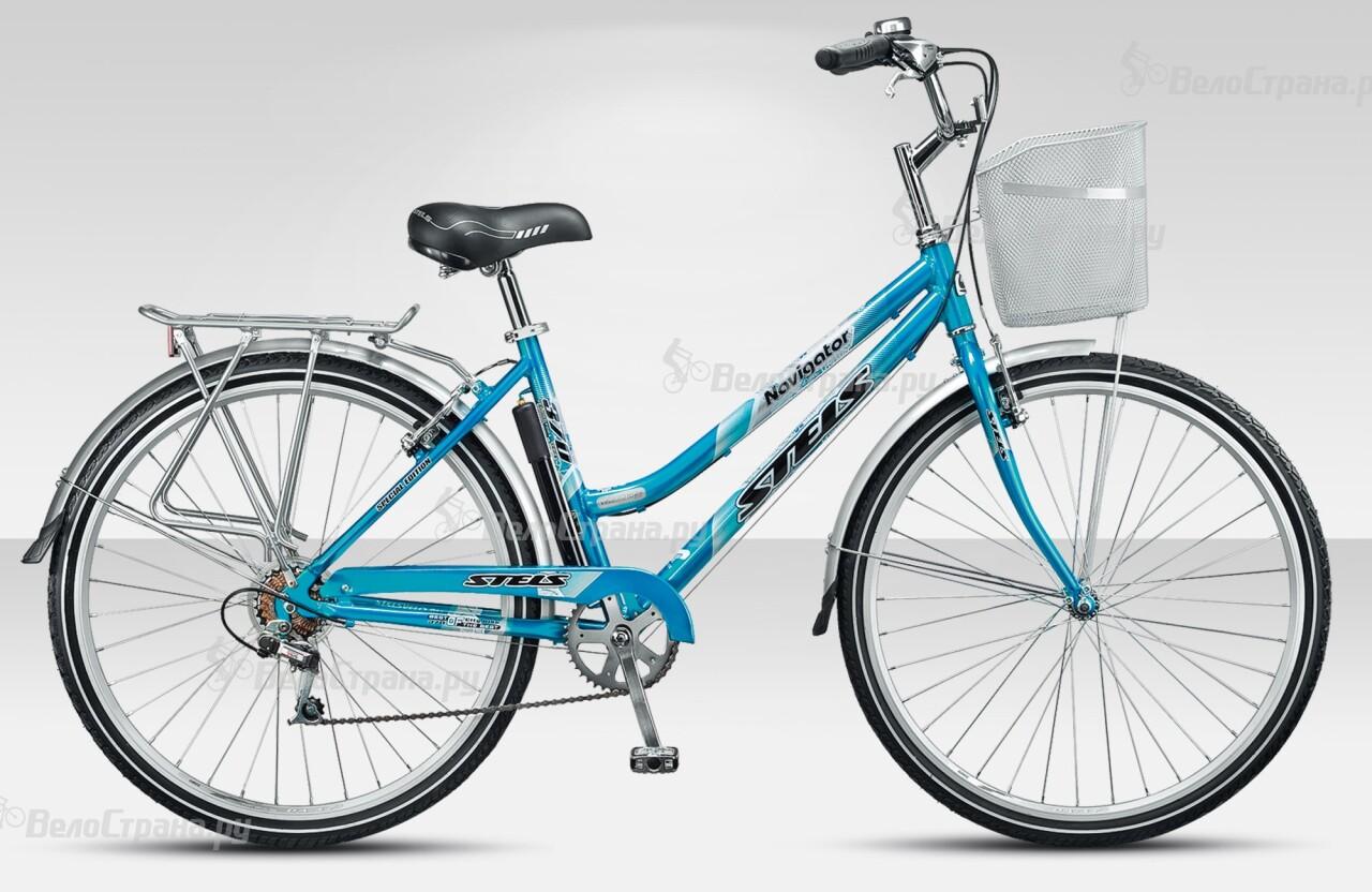Велосипед Stels Navigator 370 Lady (2014) велосипед stels navigator 150 3sp lady 2016