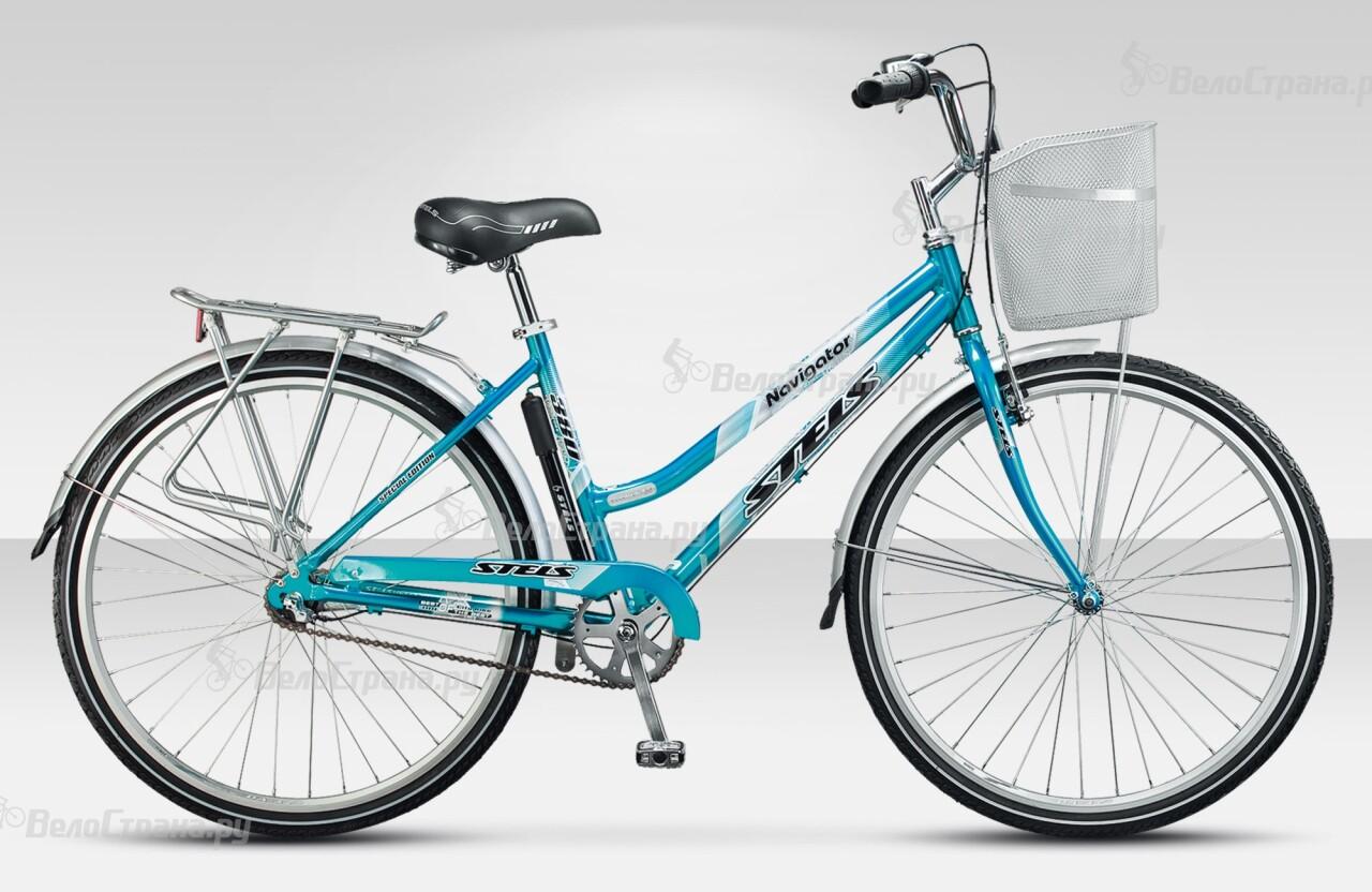Велосипед Stels Navigator 380 Lady (2014) велосипед stels navigator 380 lady 2013