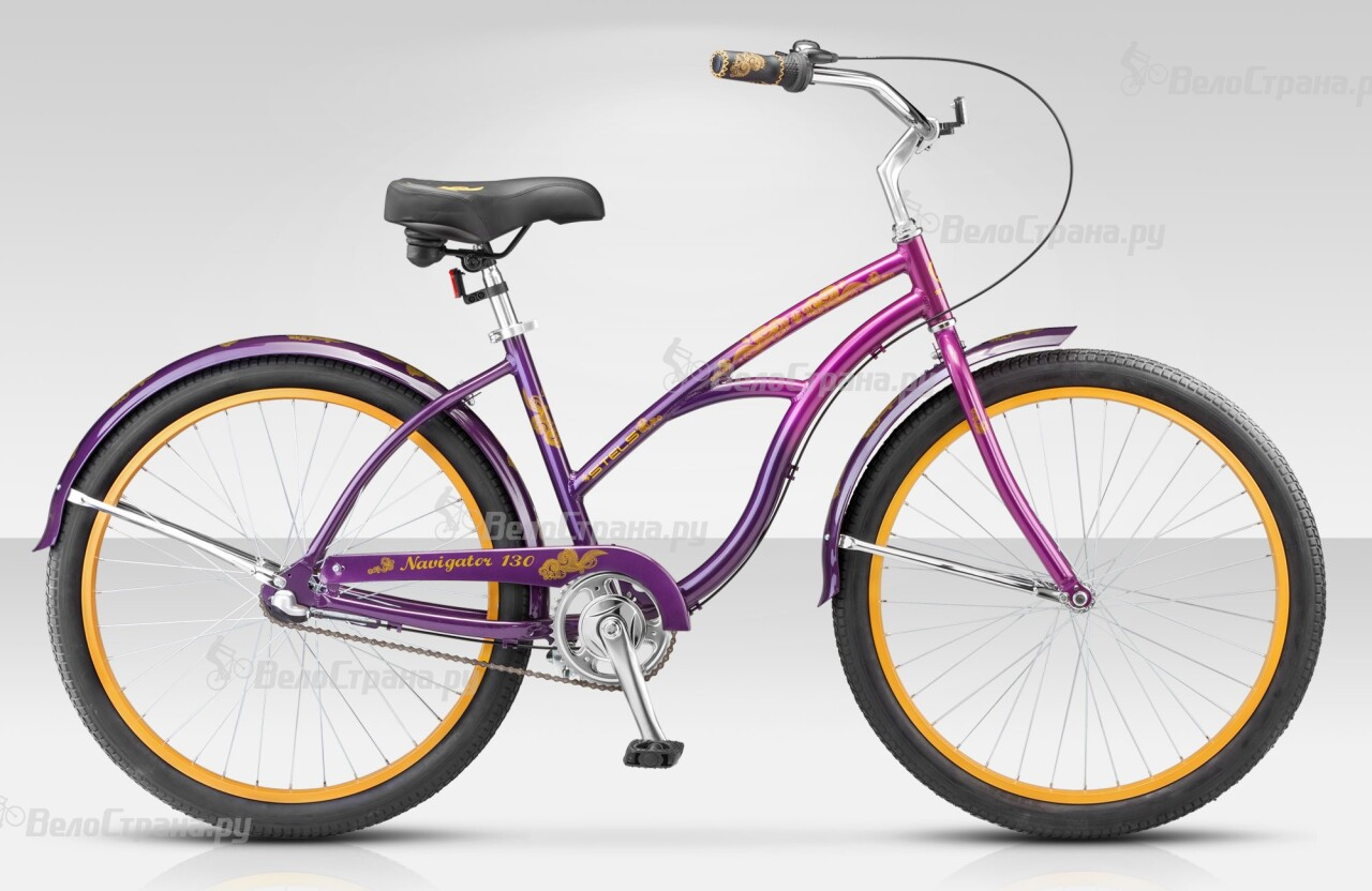 Велосипед Stels Navigator 130 3ск Lady (2014) велосипед stels navigator 250 lady 2015