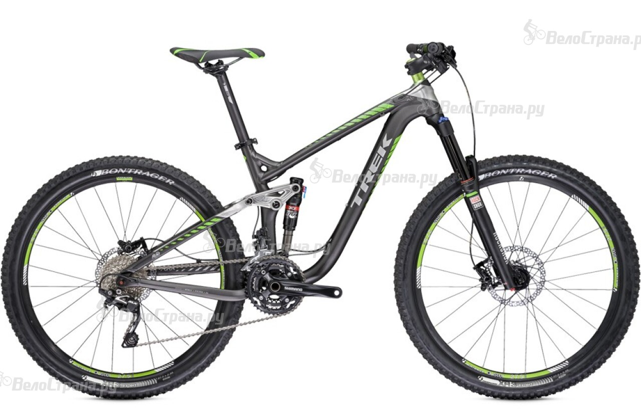 Велосипед Trek Remedy 7 27.5/650b (2014) велосипед trek remedy 7 27 5 2016