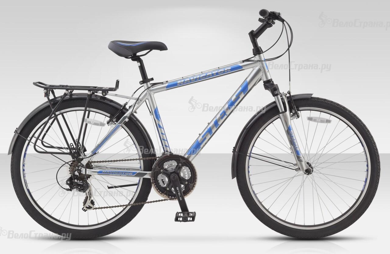 Велосипед Stels Navigator 700 (2014) stels navigator 210 2014