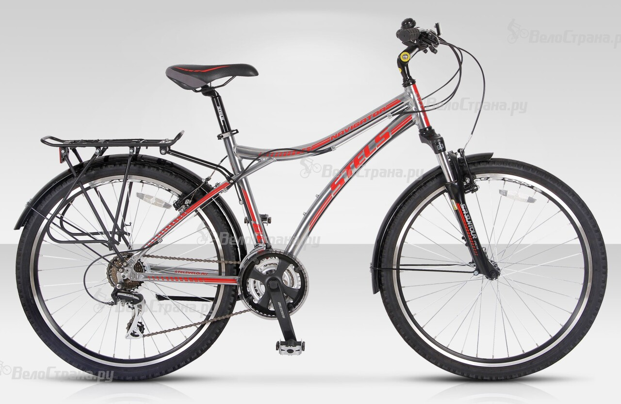 Велосипед Stels Navigator 800 (2014) велосипед stels navigator 250 2016