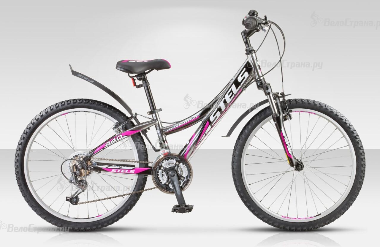 Велосипед Stels Navigator 440 (2014) велосипед stels navigator 250 2016
