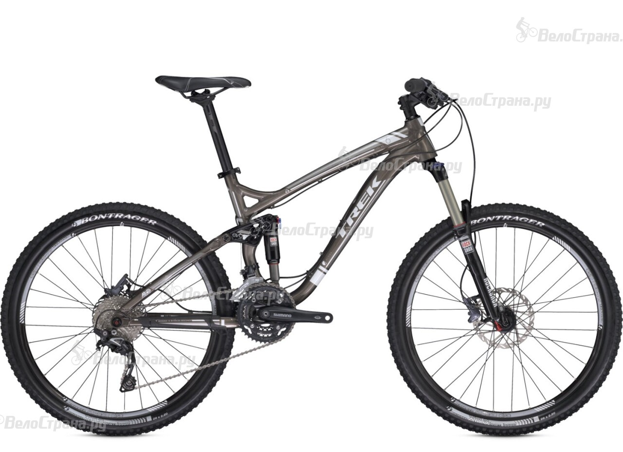 Велосипед Trek Fuel EX 6 26 (2014) trek fuel ex 9 27 5