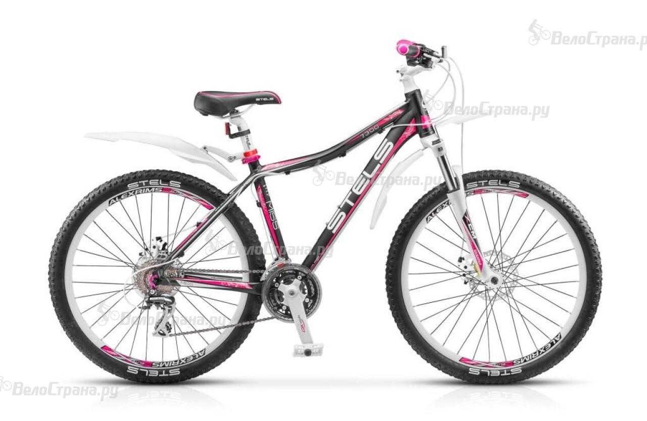 Велосипед Stels Miss 7300 MD (2015) велосипед stels miss 8900 md 2016