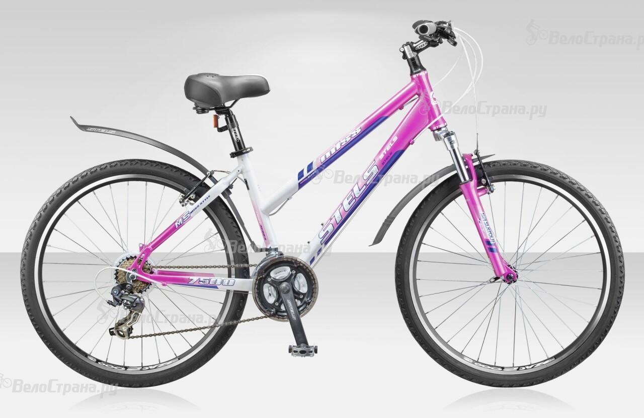 Велосипед Stels Miss 7500 (2014) велосипед stels miss 7500 2014