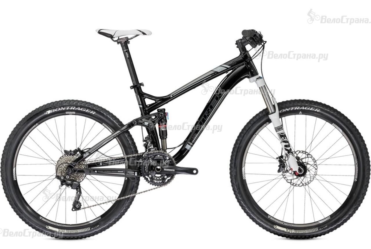 Велосипед Trek Fuel EX 8 26 (2014) trek fuel ex 9 27 5