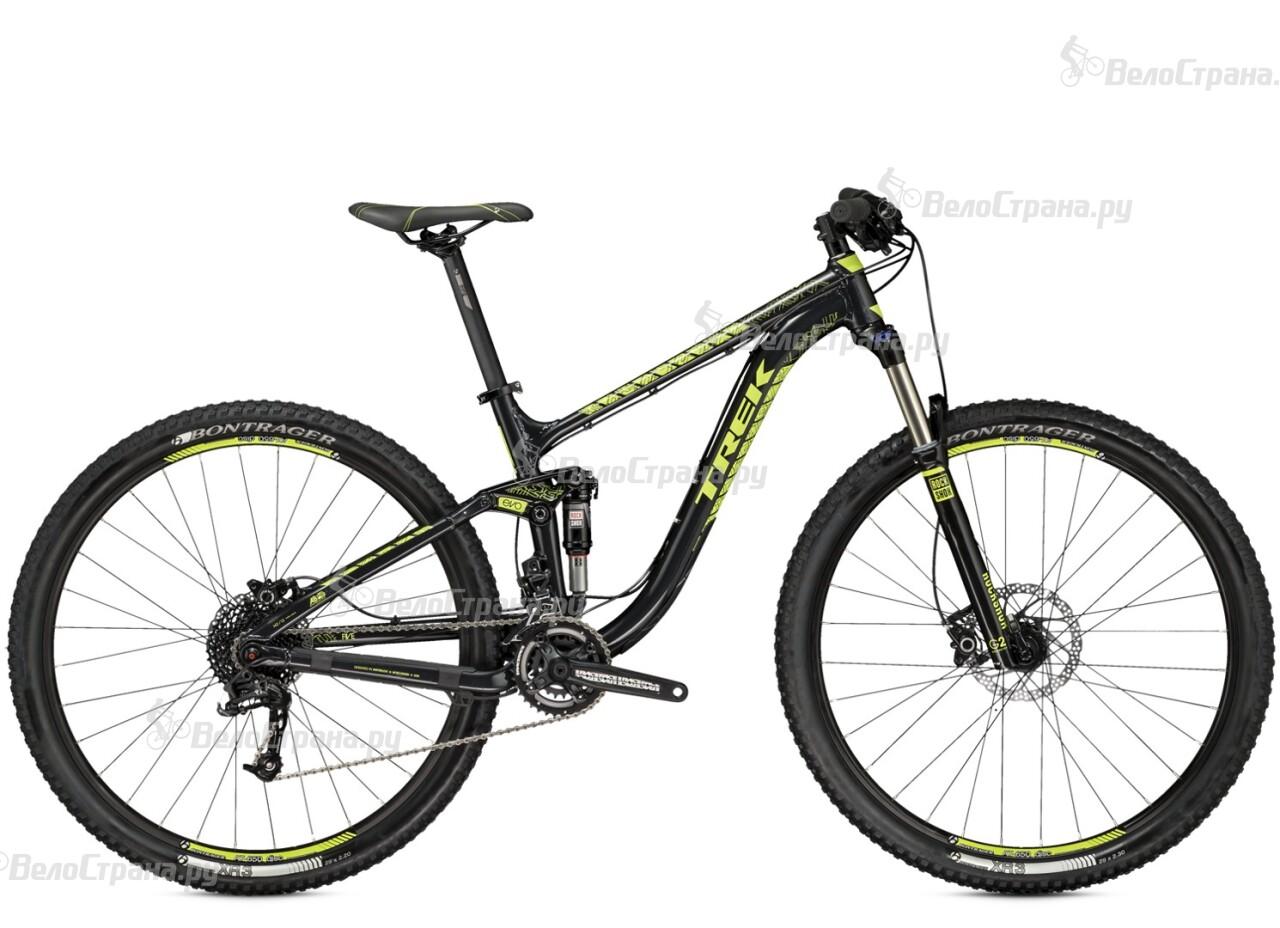 Велосипед Trek Fuel EX 5 29 (2015) велосипед trek fuel ex 9 29 2017