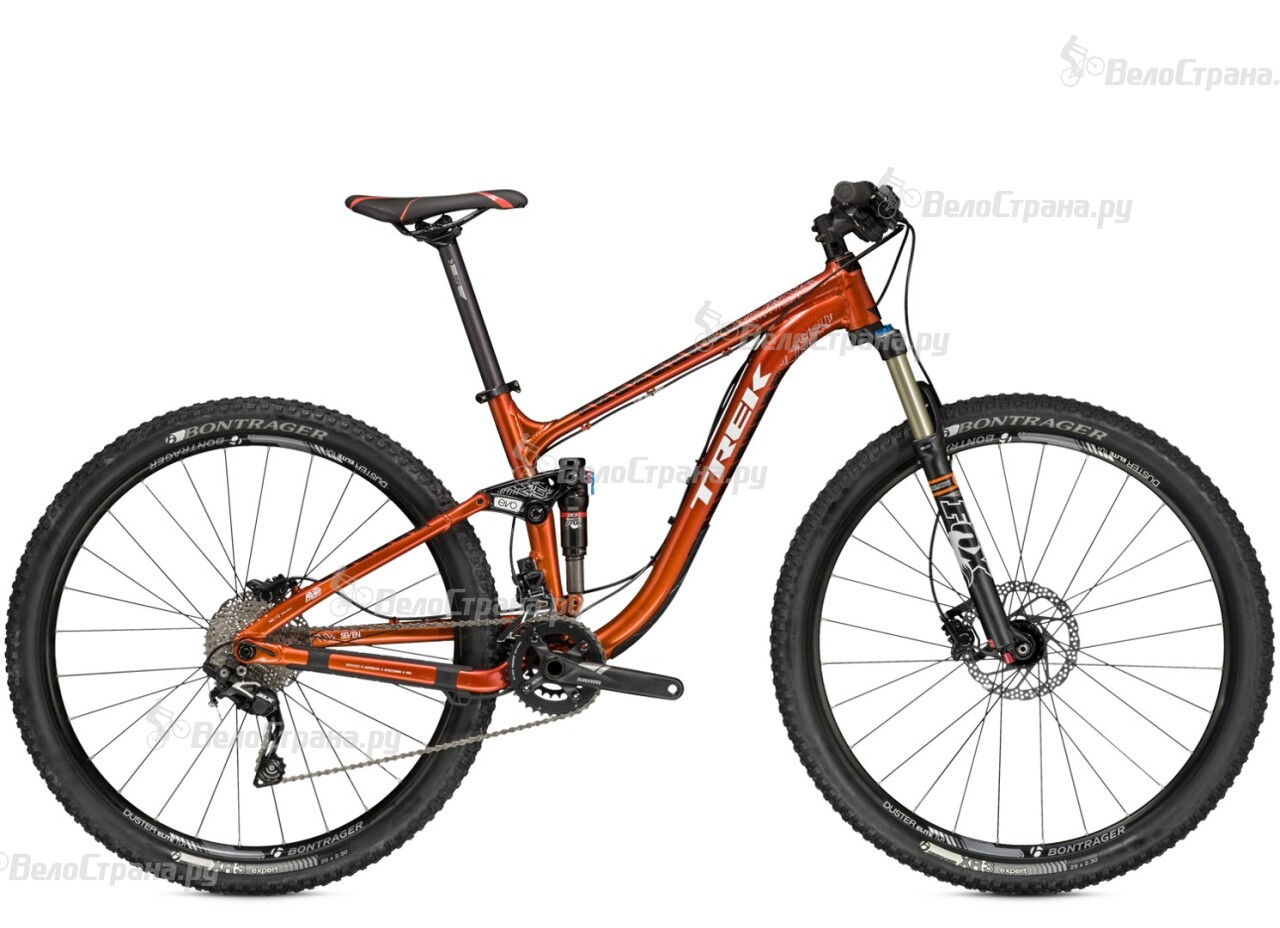 Велосипед Trek Fuel EX 7 29 (2015)