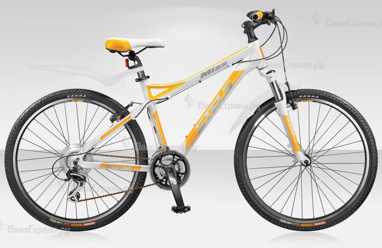 Велосипед Stels Miss 8500 (2014) велосипед stels miss 8900 disc 2014