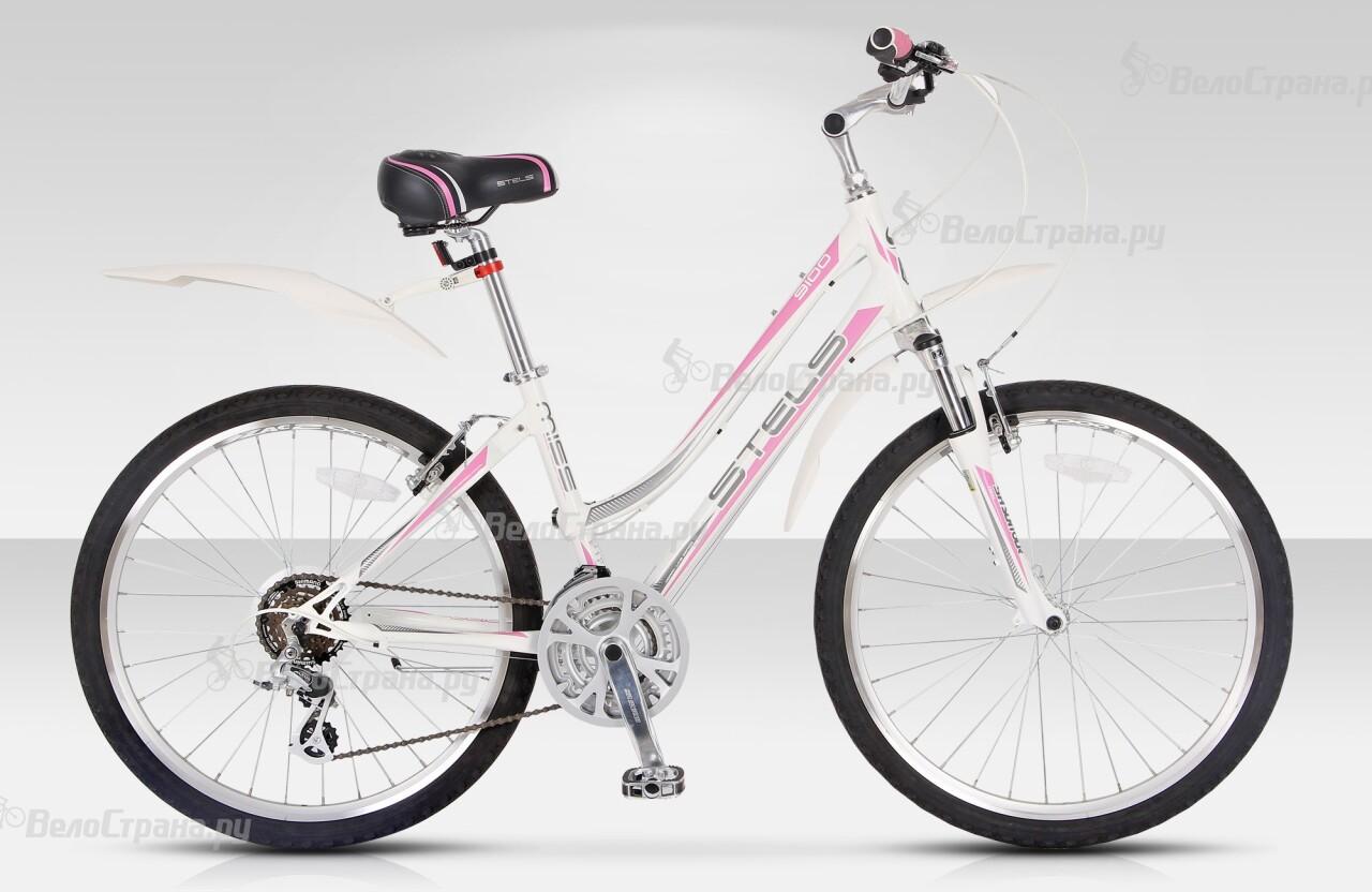 Велосипед Stels Miss 9100 (2014) велосипед stels miss 6100 2013