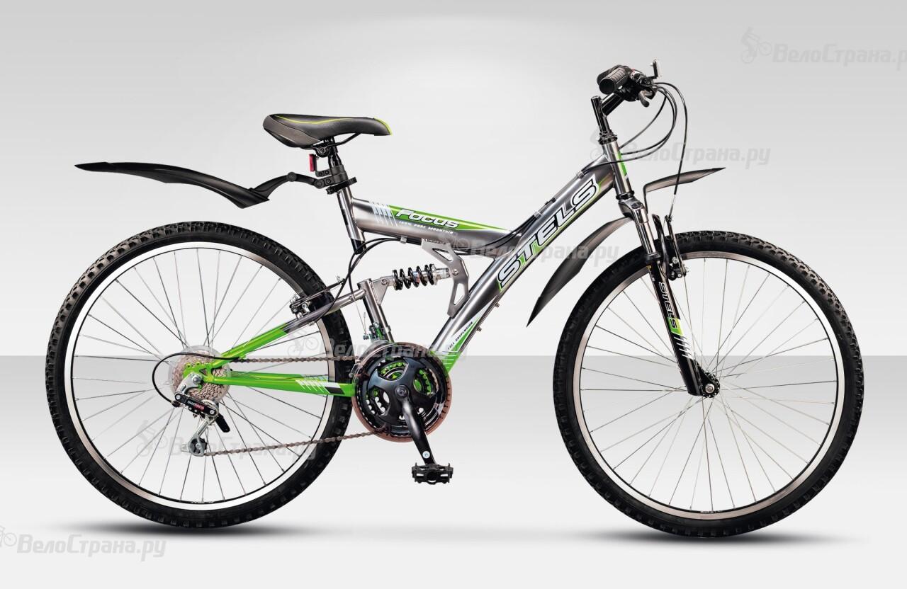 Велосипед Stels FOCUS 18 sp (2014) туфли 73c 18 2014