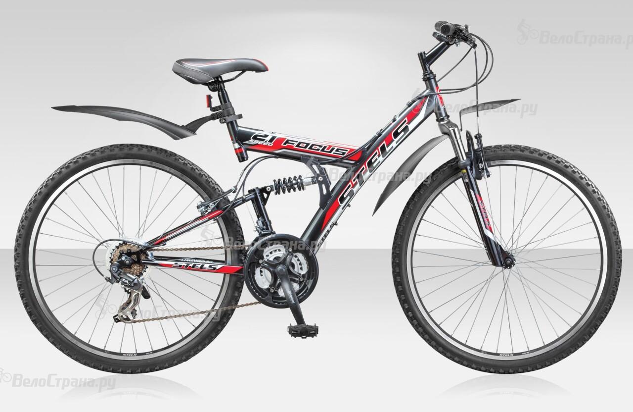 Велосипед Stels FOCUS 21 CK (2014) велосипед stels navigator 310 2016
