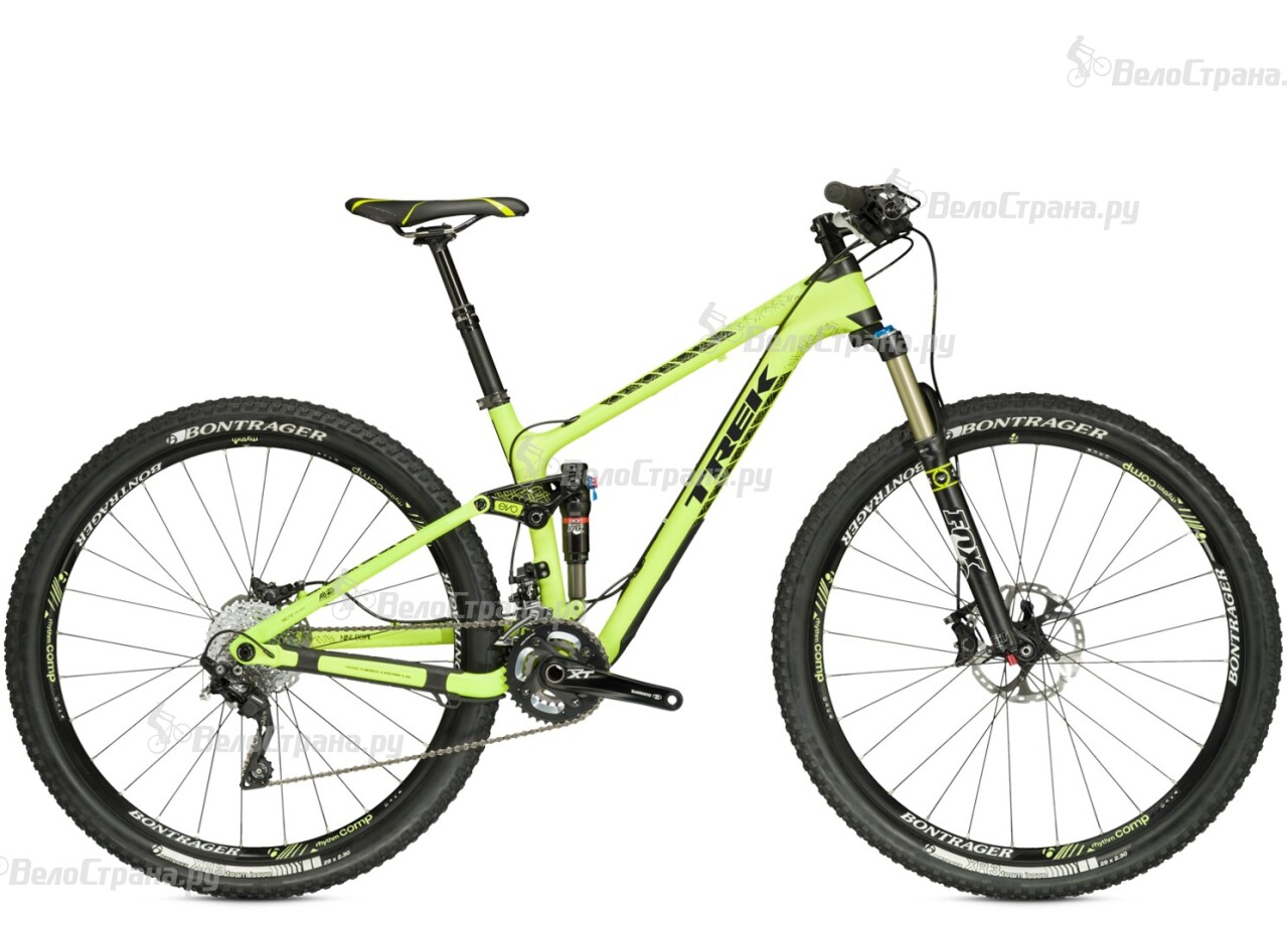 Велосипед Trek Fuel EX 9.8 29 (2015) велосипед trek fuel ex 9 29 2017