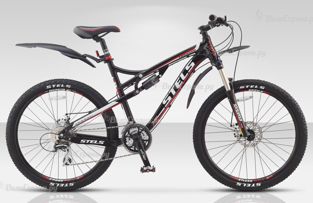 цены  Велосипед Stels TORNADO Disc (2014)