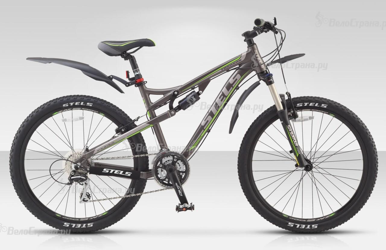 Велосипед Stels TORNADO (2014) велосипед stels navigator 310 2016