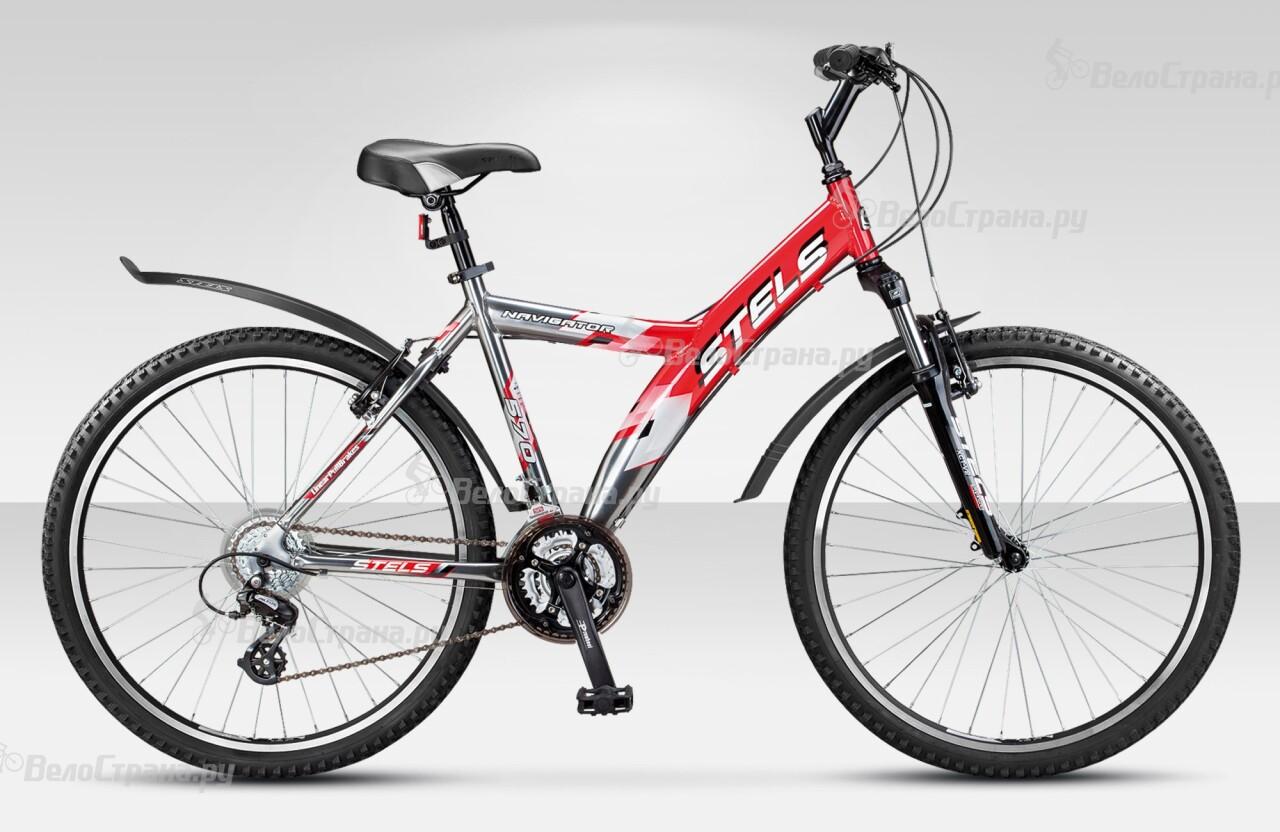 Велосипед Stels Navigator 570 (2014) велосипед stels navigator 380 2016