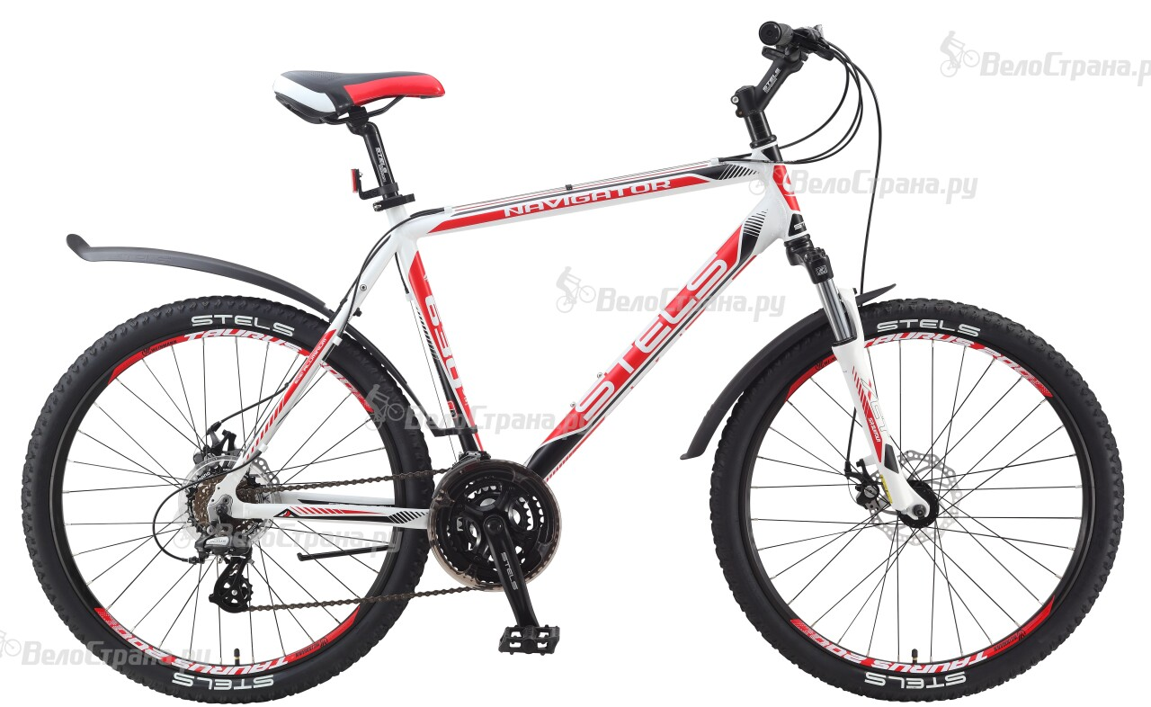 Велосипед Stels Navigator 630 MD (2015) велосипед stels navigator 490 md 2016