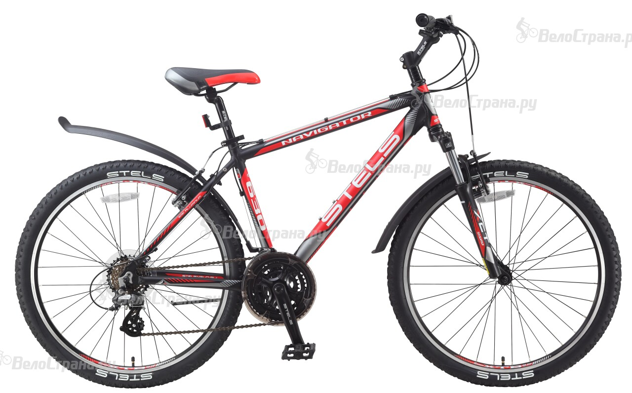 Велосипед Stels Navigator 630 V (2015) велосипед stels navigator 600 v 2015